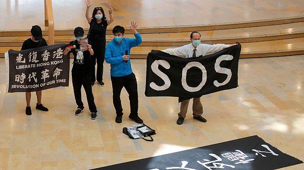 واکنش شدید چین به بیانیه گروه هفت درباره پیشنویس قانون امنیتی هنگکنگ