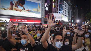 Az EU nem megy neki Kínának Hongkong miatt