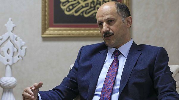 Diyanet İşleri Başkanlığı Yönetim Hizmetleri Genel Müdürü Mehmet Bilgin
