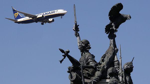 Ryanair: Νέες περικοπές χειμερινών δρομολογίων