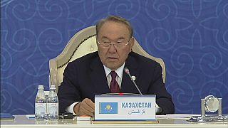 Koronavírusos lett Nurszultan Nazarbajev korábbi kazah elnök