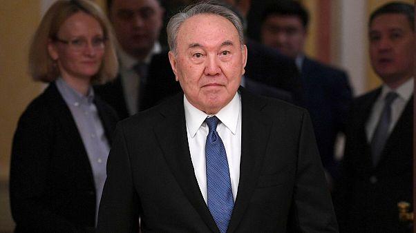 رهبر تاریخی قزاقستان به ویروس کرونا آلوده شد