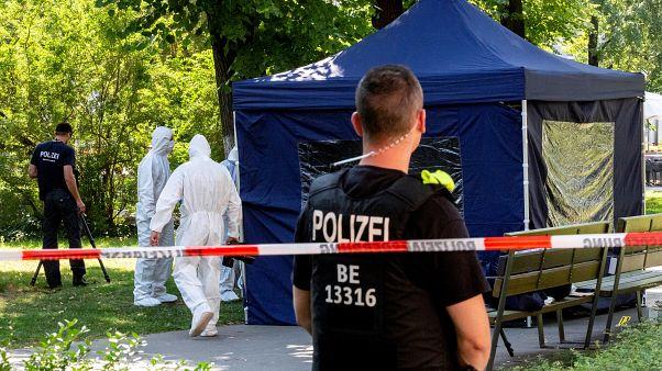 Német ügyészség: Oroszország rendelte meg a grúziai férfi tavalyi meggyilkolását