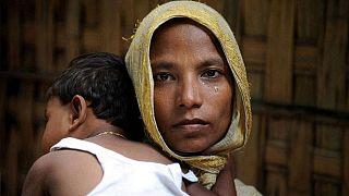 Arakanlı Müslüman mülteci