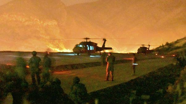 القوات الخاصة التركية في العراق