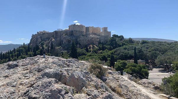Αθήνα, Ακρόπολη