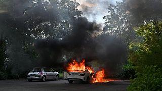 پلیس فرانسه ۶ شهروند چچنیتبار را در پیوند با آشوبهای دیژون بازداشت کرد
