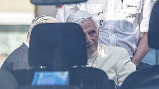 Benedikt XVI. erklärte 2013 seinen Rückzug vom höchsten Amt der katholischen Kirche.