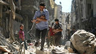 Ameer Alhalbi, un fotógrafo sirio exiliado en París