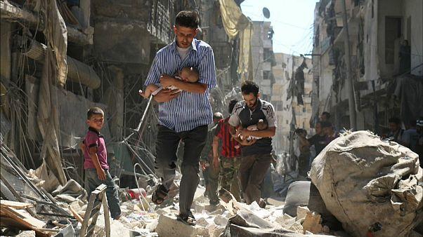 """""""Ich bin das, was ich tue"""": Ameer Alhabi, Fotoreporter aus Syrien"""