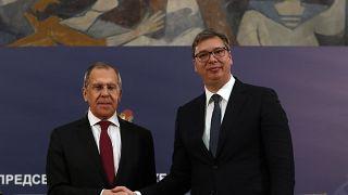 Sérvia e Rússia estreitam laços
