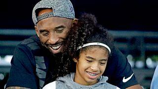 Kobe Bryant ve kızı Gianna