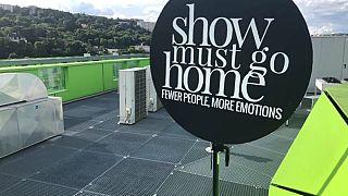 Show Must Go Home: Μια μοναδική εμπειρία στην οροφή του euronews