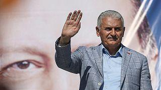AK Parti Milletvekili Binali Yıldırım