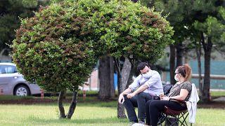 من متنزه في أنقرة