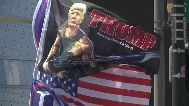 Trump echa leña a la tensa la conmemoración del final de la esclavitud en Estados Unidos