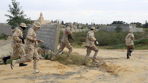 من ميليشيات حكومة الوفاق