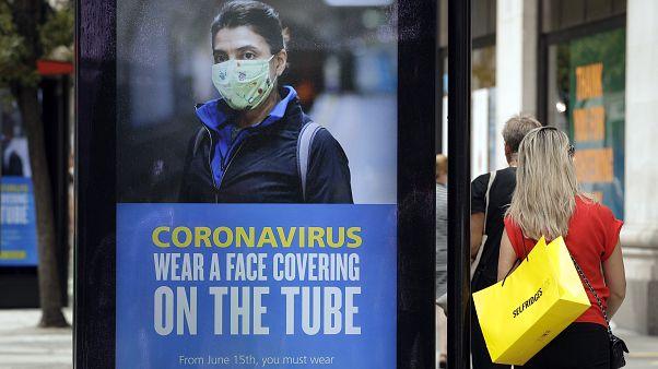 Járvány: még nem múlt el a veszély Európában