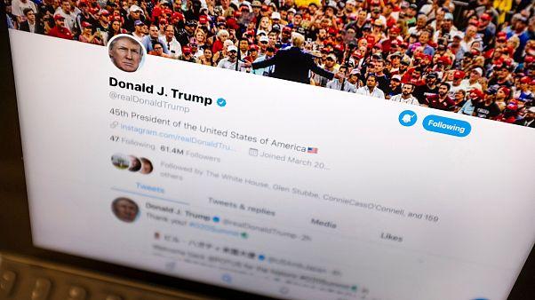 Twitter, Trump'ın paylaşımına 'manipüle edilmiş medya' uyarısı koydu