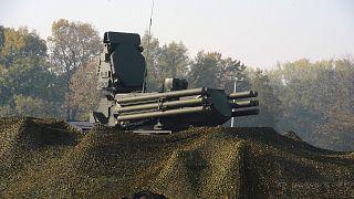 Pantsir hava savunma sistemi