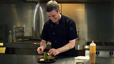 Chef Shane Macneill's miso black cod draws in the stars in Dubai