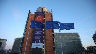 Avrupa Birliği merkezi - Brüksel