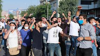 Irak'ta TSK'nın operasyonuna karşı eylem