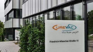 Alman CureVac biyoteknoloji şirketi