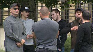 الشرطة الفرنسية توقف عددا من المشتبه بهم في أعمال العنف التي هزت ضاحية ديجون