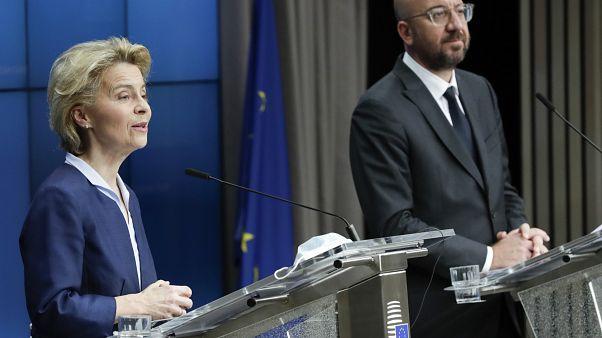 EU-Corona-Gipfel: Kein Durchbruch, aber Hoffnung