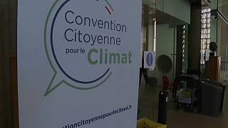 la convention citoyenne pour le climat réunie à Paris