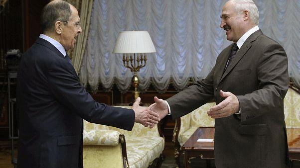 Lukashenko denuncia un 'complot exterior' contra Bielorrusia