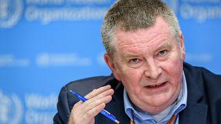 مايكل ريان، مدير الطوارئ بمنظمة الصحة العالمية