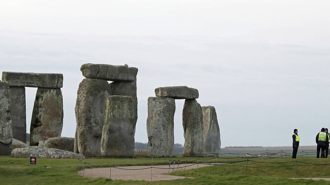 Stonehenge: Der Weg der Steine