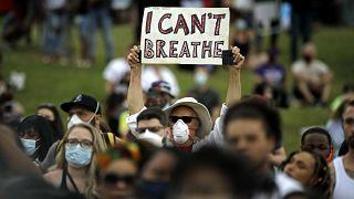 """Los ecos del """"Juneteenth"""" resuenan con fuerza en Tulsa horas antes del mitin de Donald Trump"""