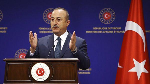 O ΥΠΕΞ της Τουρκίας, Μεβλούτ Τσαβούσογλου