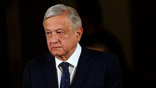 Meksika Devlet Başkanı Andres Manuel Lopez Obrador