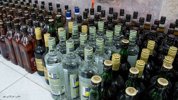 آمار پزشکی قانونی ایران درباره میزان مرگ ناشی از مصرف الکل