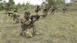 Corona-Krise: Viel Zulauf für die Armee