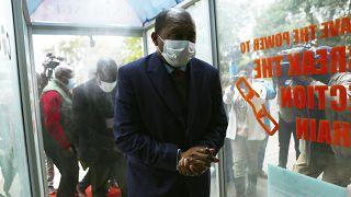 Zimbabve Sağlık Bakanı Obadiah Moyo