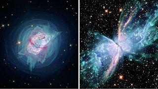 جدیدترین تصاویر تلسکوپ هابل