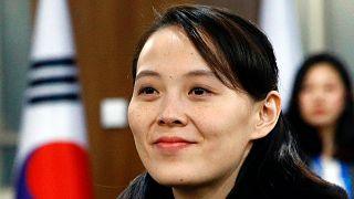 Kim Jodzsong történelmi látogatása Dél-Koreában: a a phjongcshangi téli olimpia megnyitóján