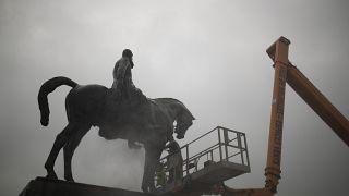 أول رئيس بلدية أسود لحي في بروكسل: على بلجيكا الاعتذار عن ماضيها الاستعماري