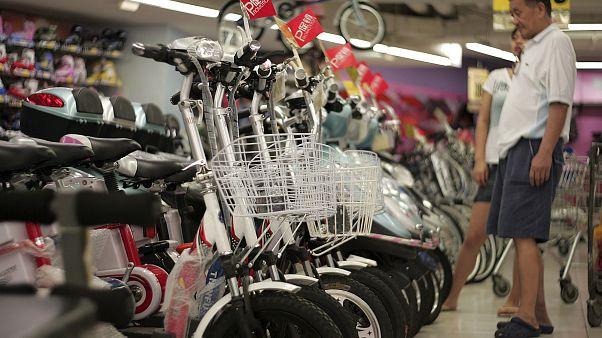 ارتفاع أسهم الدراجات والسكوتر الكهربائية بعد رفع تدابير الإغلاق
