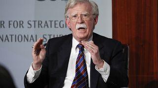 Former National security adviser John Bolton on Sept. 30, 2019.