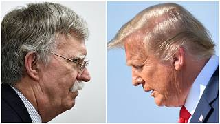 John Bolton ve Donald Trump