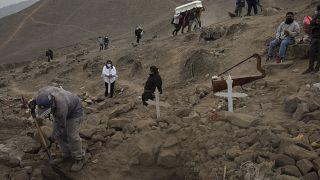 cimitero di nueva esperanza - Lima