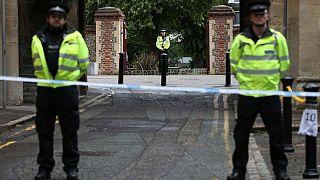 حمله با چاقو در بریتانیا