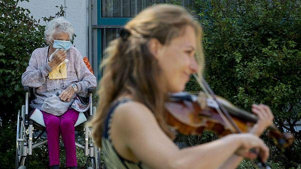 Music school in Bad Vilbel near Frankfurt, Germany