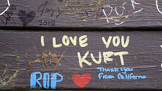 Seis millones de dólares por una guitarra de Kurt Cobain